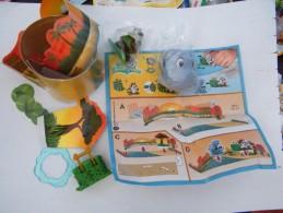 (SC 86) KINDER FERRERO MAXI, BABY LOONEY TOONES , FIGURA N°  DE-2-7, BABY BUGS TAZ - Maxi (Kinder-)
