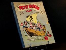 """Rare ! BD Recueil Reliure N°8 """" Le Petit Luron """" 1955 BE Miche Célestin Radis Marc Sleen - Livres, BD, Revues"""