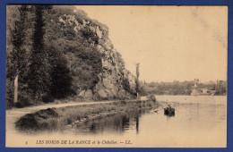 35 LE CHATELLIER Les Bords De La Rance Et Le Chatelier ; Barque, Canot - Animée - Le Châtellier