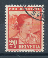 Suisse  N°373 Pro Juventute - Oblitérés