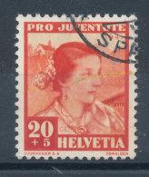 Suisse  N°373 Pro Juventute - Suiza