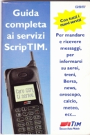 GUIDA COMPLETA AI SERVIZI SCRIPT TIM - 1997 - Telefonia