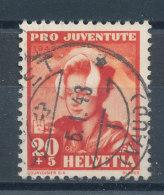 Suisse  N°382 Pro Juventute - Oblitérés