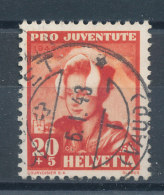 Suisse  N°382 Pro Juventute - Suiza