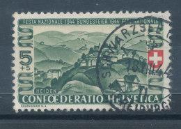 Suisse  N°395 Fête Nationale - Oblitérés