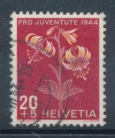 Suisse  N°401 Pro Juventute - Suiza