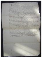 1748 (Tournus Chalons) Traité Entre Jean Marie Fourrat Et Pierre Bert - Manuskripte