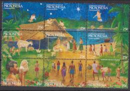 MICRONESIE      1990       N.      155 / 163          COTE         7 , 20     EUROS        ( 697 ) - Micronésie