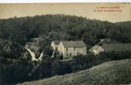 Le Saut Du GOULOUX (642) - France