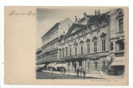 14246 - Gruss Aus Prag Gräfl.Nostitz'sches Palais 186 - Tchéquie