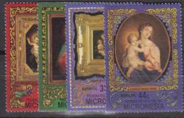 MICRONESIE      1986        N. 42 /   43 + PA  22 / 23          COTE         4 , 50     EUROS        ( 545 ) - Micronésie