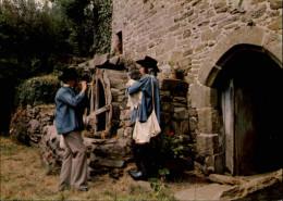 29 - LA FORET-FOUESNANT - Cercle Celtique - Sonneurs - La Forêt-Fouesnant