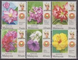 Malaysia Kedah.2007. Flowers.MNH.22679 - Végétaux