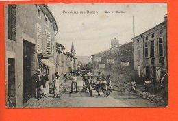 54 Bouxières Aux Dames : Rue Saint Martin (pli Coin) - Unclassified