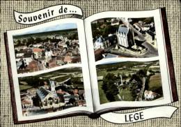 44 - LEGE - Multi Vues - Livre - Legé