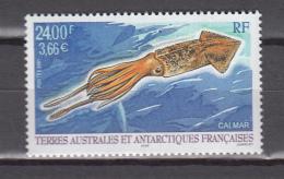 TAAF FSAT 2001,1V,inktvis,fish,vissen,fische,poissons,peche,peces,pesce,MNH/Postfris(A2416) - Vissen