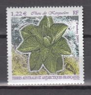 TAAF FSAT 2002,1V,plant,pflanze,plante,planta,pianta,MNH/Postfris(A2419) - Végétaux
