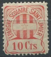 1383 - ST. IMIER Fiskalmarke - Fiscaux