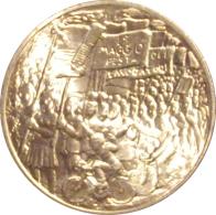 SAN MARINO. 500 LIRAS. 1º DE MAYO FIESTA DEL TRABAJO. 1.978. PLATA. SIN CIRCULAR - San Marino