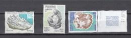 TAAF FSAT 2000,2001,2002.3V.mineralen,minerals,mineralien,minéraux,minera,gems,edelstenen,edelsteine,MNH/Postfris(A2426) - Mineralen