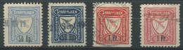 1390 - STRÄTTLIGEN Fiskalmarken - Steuermarken