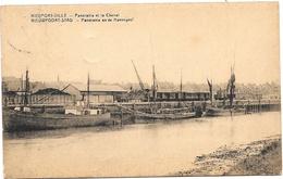 Nieuport - Ville NA20: Panorama Et Le Chenal 1927 - Nieuwpoort