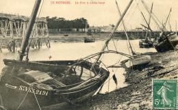 1059F  Le Port à Marée Basse - Le Hourdel