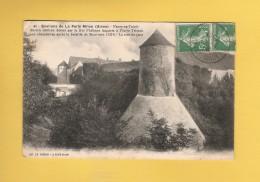* CPA..dépt 02..PASSY En VALOIS  :  Ancien Château - La Tour Du Guet  :  Voir Les 2 Scans - France