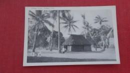 Fiji   Village Scene  Naduri   --- Ref  1 - Fiji