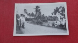 Fiji   -- Roadside Scene Cuva  --- Ref  1 - Fiji