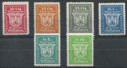 1402 - STEFFISBURG Fiskalmarken - Steuermarken