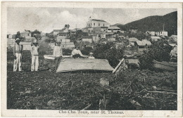 Cha Cha Town Near St Thomas Immigrants Originated From St Barthelemy Guadeloupe Edit A.H.Riise - Vierges (Iles), Amér.