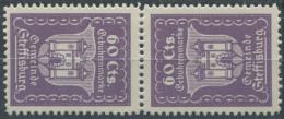 1403 - STEFFISBURG Fiskalmarke Im Kehrdruck - Fiscaux