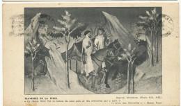 En Perse Sur Les Traces De Marco Polo Envoi De Tehran 1954 Pub Ionyl Au Docteur Clevier Nice - Iran