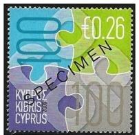 Cipro/Chypre/Cyprus: Specimen, Centenario Coperative, Coopératives Centenaire, Centenary Cooperatives - Fabbriche E Imprese