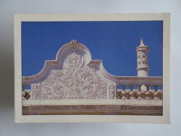 POSTCARD PORTUGAL ALGARVE CHAMINÉ TIPICA TYPICAL CHIMNEY  1990 YEARS POSTCARD - Portugal