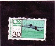 1974 Germania - Campionati Mondiali A Monaco - 1974 – Germania Ovest