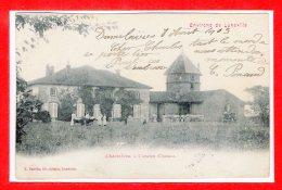 54 - CHANTEHEUX --  L'Ancien Château - Autres Communes