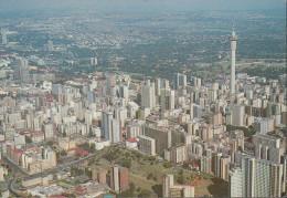 South Africa - Johannesburg - Aerial View - Buildings - Nice Stamp - Südafrika