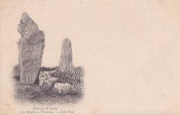 Az - Cpa Les Menhirs D'Erdeven - Environs D'Auray - Erdeven