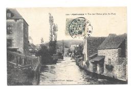 (8444-29) Pont Aven - Vue Sur L'Aven Prise Du Pont - Pont Aven
