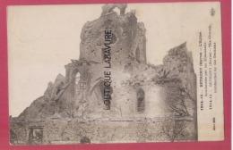 51 -BETHENY---L'Eglise Bombardée Par Les Allemands - Bétheny