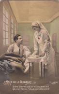 L'Ange De La Douleur (Patriotic, Red Cross, Animation) - Croix-Rouge