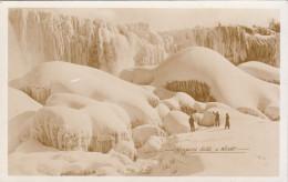 Niagara Falls In Winter (animation) - Chutes Du Niagara