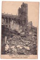 Reims  Façade Nord De La Cathédrale - Reims