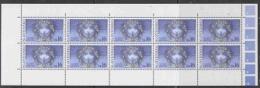 Slovakia 1999 50Y Council Of Europa 1v  Sheetlet  ** Mnh (F5161) Promotion - Idées Européennes