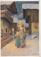 Frohe Weihnachten Spötl Austria Tirol  5 Stück - Christmas