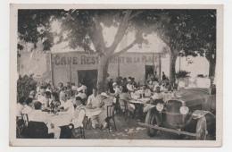 """06 ALPES MARITIMES - LA NAPOULE Restaurant De La Plage """"La Mère Terrats"""" (voir Descriptif) - France"""