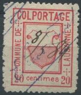 1426 - LAUSANNE Fiskalmarke - Steuermarken