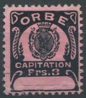 1428 - ORBE Fiskalmarke - Steuermarken